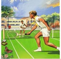 @@@ MAGNET - Tennis Players - Advertising