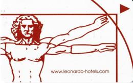 GERMANIA   KEY HOTEL   Leonardo Hotels - Hotel Keycards