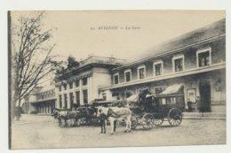 Avignon - La Gare - Carte Animée - Avignon