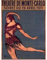 @@@ MAGNET - Theatre De Monte Carlo - Advertising
