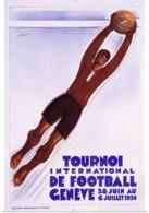 @@@ MAGNET - Tournoi De Football, 1930 - Advertising