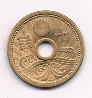 10 SEN 1920-1932 JAPAN /8103/ - Japan