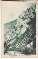 FOUGAX (Ariège)  Les Gorges De Lafrau - Francia