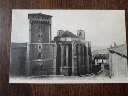 L19/819 LA CHAISE DIEU . Abside De L'église Et La Tour Clémentine - La Chaise Dieu