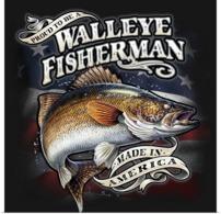@@@ MAGNET - Walleye Fisherman - Advertising