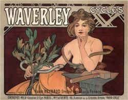 @@@ MAGNET - Waverley Cycles - Advertising