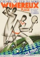 @@@ MAGNET - Wimereux Plage - Advertising