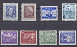 DDR Kleine Verzameling 1952 *, Zeer Mooi Lot Krt 4178 - Collezioni (senza Album)