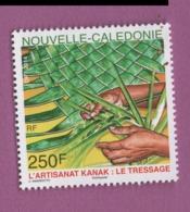 W39 Calédonie ** 2014 Artisanat Kanak - Nueva Caledonia
