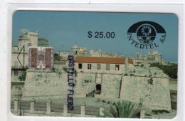 CUBA INTERTEL 25$ Premiere émission LA HAVANNE - Cuba