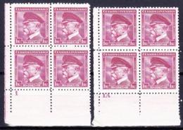 Tchécoslovaquie 1935 Mi 350 (Yv 302), (MNH)** - Czechoslovakia