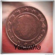 @Y@  Belgie   1 - 2 - 5  Cent    2002   UNC   Foto Is Voorbeeld - België