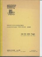 Brievenvervoer Oostende - Veurne 1846 - Philatelie Und Postgeschichte