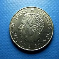Sweden 5 Kronor 1954 Silver - Suède