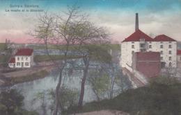 Solre S Sambre, Le Moulin Et Le Déversoir (pk62286) - Erquelinnes