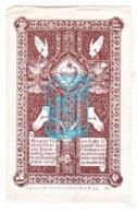 DP Kind - Edmond Gustave Delobel 11j. ° Ieper 1871 † 1882 / Litho Vande Vyvere Petyt Brugge - Images Religieuses