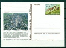 Autriche  1991 - Entier Postal  Bad Leonfelden - 4,50 S - Entiers Postaux