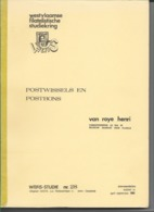 Postwissels En Postbons - Amministrazioni Postali