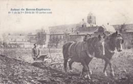 Autour De Bonne Espérance, N°1 De La 1re Série De 10 Cartes Vues (pk62290) - Estinnes