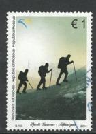 Kosovo, Yv 153 Jaar 2014,  Hogere Waarde,   Gestempeld - Kosovo