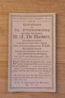 Affligem Hekelgem 1891 Priesterwijding Abdij Affligem Dom Germanus - Religion & Esotérisme