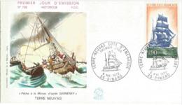 France FDC  YT N° 1717  Oblitéré Du 6 Mai 1972 à Dinard - 1970-1979