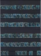Lot Ongetande Medaillon 20 Cent (+ 50 X) In Variërende Staat Voor De Specialist ! Inzet 10 Euro (OBP = + 500 Euro) ! - Belgium