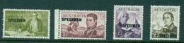 Specimen Overprint MNH ** - Mint Stamps