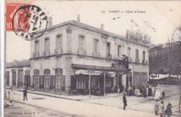 Cpa-afri-algerie-tiaret -animée-hotel D'orient-edi Ideale P.S.   N°20 - Tiaret