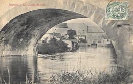 54 TOUL LUNEVILLE LES GRANDS MOULINS - Luneville