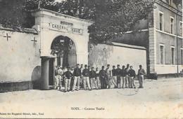 54 TOUL CASERNE TEULIE - Toul