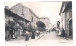 Cours Rue Du Nord - Cours-la-Ville