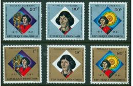 """-Rwanda-1973-""""Copernicus"""" MH (*) - Rwanda"""