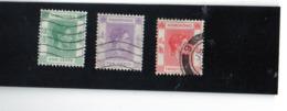 B - 1946/8 Hong Kong - King George VI - Hong Kong (...-1997)