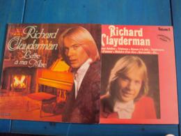 VINYLE 33 T RONDO VENEZIANO CLAYDERMAN Lot De 5 - Vinyl Records