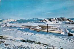 GROENLAND LUFTHAVNSBYGNINGEN DANISH AIR TERMINAL - Groenlandia