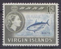 Virgin Islands 1964 MH - British Virgin Islands