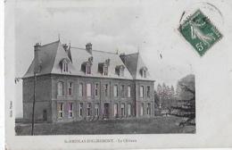CPA De SAINT- NICOLAS D' ALIERMONT - Le Château - Frankreich