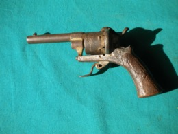 épave Petit Pistolet A Broche - Decorative Weapons