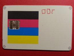 DEMO TEST SCHLUMBERGER SC7 Check & Print  (BF1217 - Herkunft Unbekannt