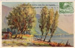 SVIZZERA MAROGGIA N° 831 MAROGGIA - TI Tessin