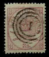 Danemark (1864) N 12 (o) - Usati