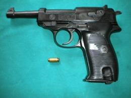 Replique P38 A Blank - Decorative Weapons
