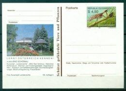 Autriche  1991 - Entier Postal  Bad Schonau - 4,50 S - Entiers Postaux