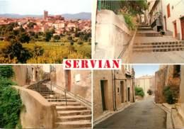 SERVIAN CARTE MULTIVUES - France