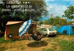 GOUDARGUES CAMPING LA GRENOUILLE - France