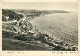 ERQUY LA PLAGE  DE CAROUAL - Erquy