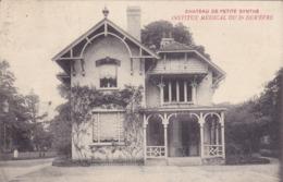 CPA 59 @ DUNKERQUE - Institut Médical Du Docteur DEWEVRE Du Château De Petite Synthe En 1920 - Dunkerque
