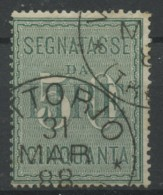 Italie (1894) Taxe N 20 (o) - 1878-00 Humbert I.