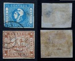 Argentine Buenos Ayres 1859 - Buenos Aires (1858-1864)
